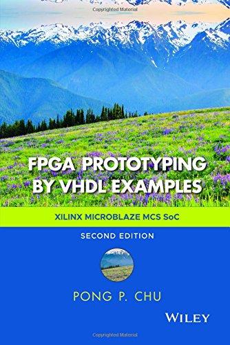 FPGA Prototyping by VHDL Examples: Xilinx MicroBlaze MCS SoC