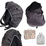Housse de protection anti-pluie pour cartables, sacs à dos, sacs bandoulière, par DURAGADGET