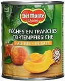 Produkt-Bild: Del Monte Pfirsiche Schnitten in Saft, 6er Pack (6 x 825 g Dose)