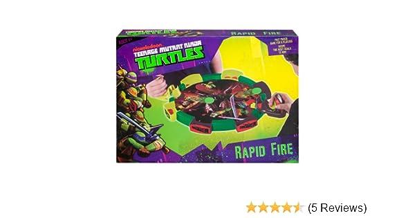 Rapid Fire Game Teenage Mutant Ninja Turtles