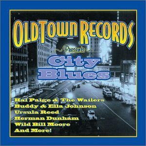 Old Town Records Presents City Blues by Various (2000-01-25)