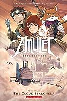 Amulet#03 The Cloud Searchers (Graphix)