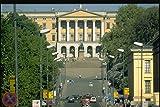 607001 Royal Palace _Slottet_ Oslo Norway A4 Photo Poster Print 10x8