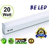20 W B E LED TUBE LIGHT.....This Product Sell For R P Enterprises Not For Other Seller... HIGH LUMIN With 2 Yaer Warranty And Size T5 4 Feet 20w(95% Energy Saving). (Available Sizes 1200 Mm) (110 Lumin Per Watt) (pack Of 1,cool Day White Tube Light