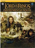 Herr der Ringe - Lord Of The Rings Instrumental Solos - Trompete Noten [Musiknoten] -