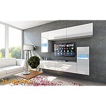 moderno conjunto de muebles de saln future muebles para sala de estar modernos