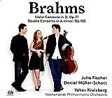 Brahms: Violin Concerto in D Op 77 & Double