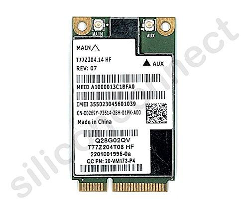 Genuine Original DELL 5630 WWAN DW5630 Mobile Broadband HSDPA Mini Card , P/N : 0269Y , FREE DELIVERY