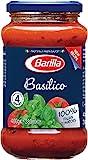 #5: Barilla Sugo Al Basilico, 400g