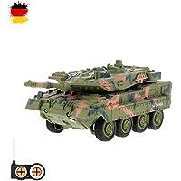 HSP Himoto German Leopard 2 A7 – RC Mini kstarz-Toys – Tanque teledirigido con
