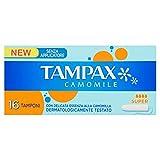 TAMPAX CAMOMILE SUPER 16PZ