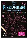 Disney Die Eiskönigin: Kreative Kratzkunst mit Anna und Elsa (Disney Eiskönigin) - Walt Disney