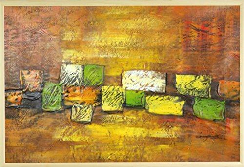 dans-le-milieu-var-17-peinture-a-lhuile-sur-toile-60-x-90-cm-61-x-914-cm-encadree-en-brown-gold-cadr