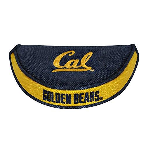 Collegiate Schlägel Putter Cover, Cal Berkeley Golden Bears Mallet Putter Cover, UC-Berkeley Uc Berkeley Bears