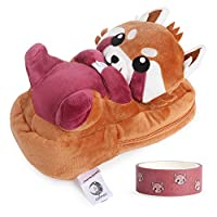 Corimori 1845 - Various Animal Designs - Cute Animal Plush Pencil Case, Pouch For Boys And Girls