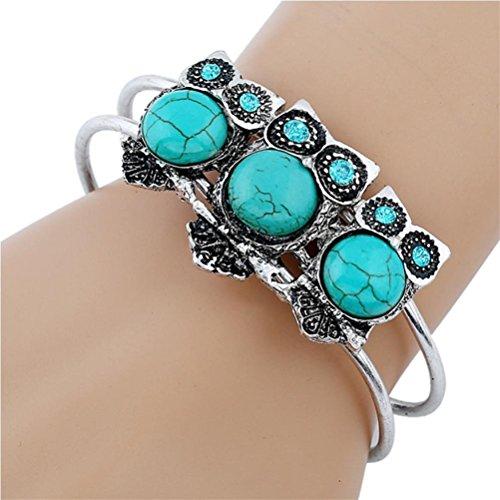 stile-bohemien-braccialetto-del-gufo-turchese