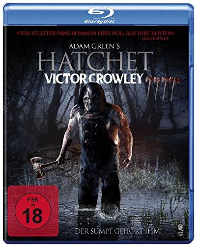 Hatchet - Victor Crowley (Uncut) [Blu-ray]