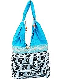 Shop Frenzy Women's Shoulder Bag - Blue, SFBAG104