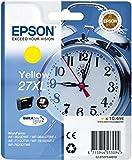 Epson Alarm Clock No.27XL Series High Capacity Ink Cartridge - Yellow