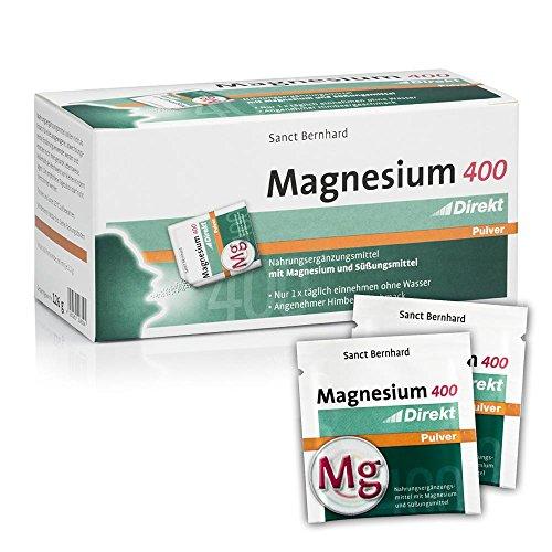 Magnesium Pulver (Magnesium 400 Direkt Pulver)