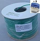 250m Kabel (2,7mm) + 5 Verbinder für Husqvarna Automower / Gardena R40LI R70LI Sileno Sileno+