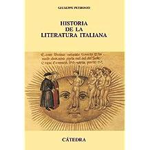 Historia de la literatura italiana (Crítica Y Estudios Literarios - Historias De La Literatura)