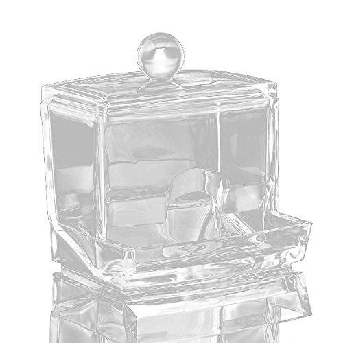 SODIAL(R)Kosmetik Make Up Organizer Aufbewahrung Ordnungsstaender Acryl klar