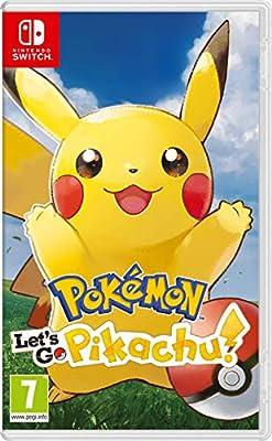 Pokemon Let's GO Pikachu! - Nintendo Switch [Importación italiana] de Nintendo