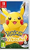 Pokemon Let's GO Pikachu! - Nintendo Switch [Importación italiana]