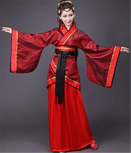 Klassischer Tanz-Kostüm-Satz der Frauen / Bühnenperformance-gesetzter Satz / alter chinesischer Art , i , M (Der Chinesische Tanz Kostüm)