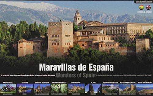 Maravillas de España por Vv.Aa