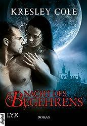 Nacht des Begehrens (Immortals After Dark 1)