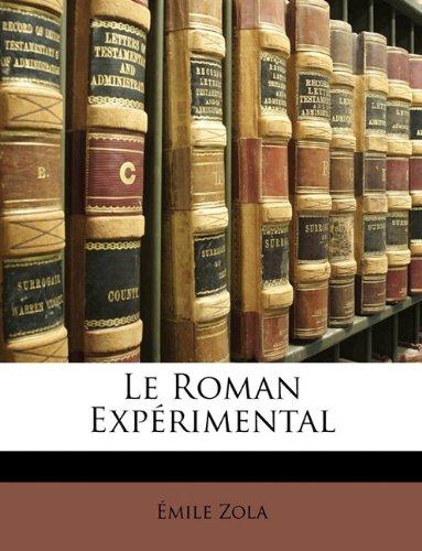 Le Roman Exprimental
