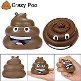 TAOtTAO Squishies Exquisite Spaß Crazy POO Duft Charme langsam Steigende Stressabbau Spielzeug