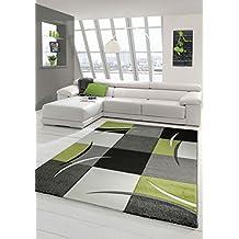 Kurzflor teppich  Suchergebnis auf Amazon.de für: teppich grün kurzflor