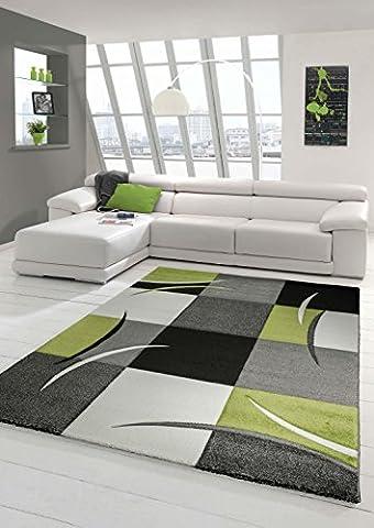 Tapis 160 X 160 Blanc - Salon Designer Tapis contemporain Tapis, moquette à