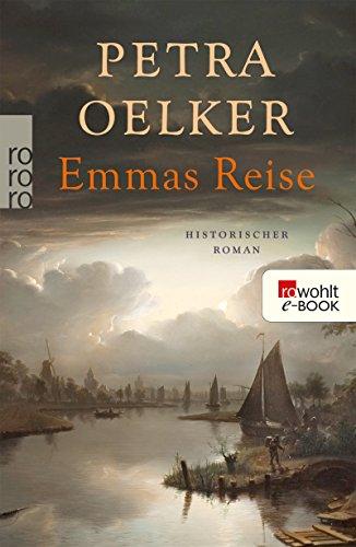 Buchseite und Rezensionen zu 'Emmas Reise' von Petra Oelker