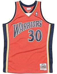 Mitchell   Ness Stephen Curry  30 Golden State Warriors 2009-10 - Maglietta  NBA Swingman ecb3f75e12a0