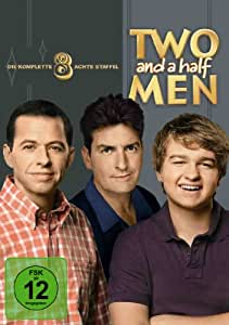 Two and a Half Men: Mein cooler Onkel Charlie - Die komplette achte Staffel [2 DVDs]