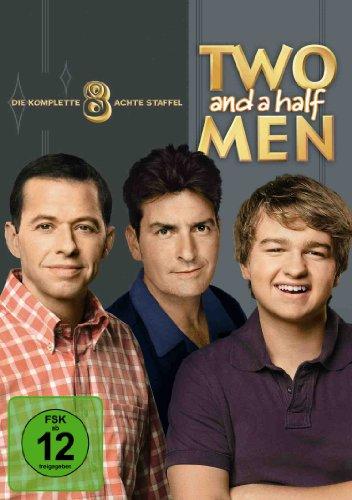 Two and a Half Men: Mein cooler Onkel Charlie - Die komplette achte Staffel [2 DVDs] (Charlie Belle)