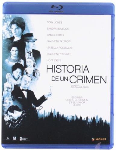 Historia De Un Crimen [Blu-ray] [Spanien Import]
