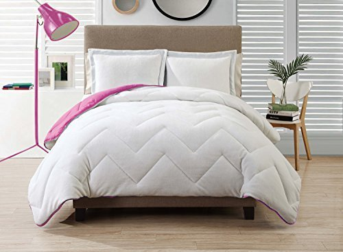 caribbean-joe-victoria-classics-cjoe-down-alternative-chevron-micro-reversible-comforter-set-full-pi