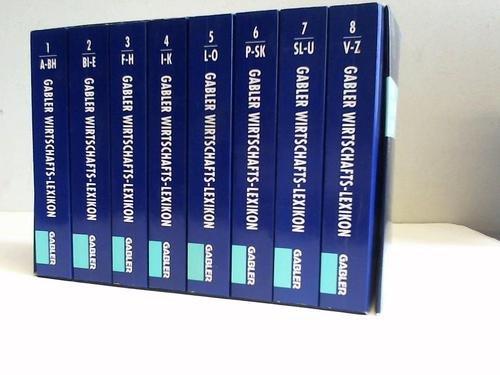 8 Bände im Schuber