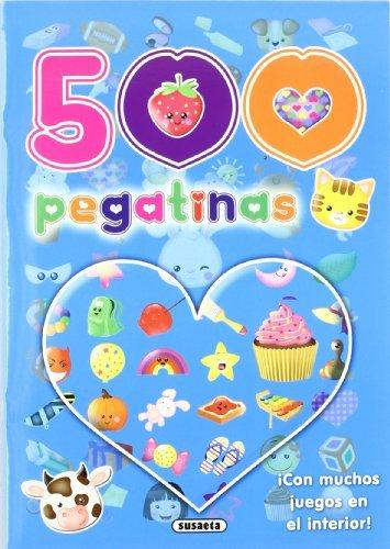 500 Pegatinas, 1 unidad, modelos surtidos
