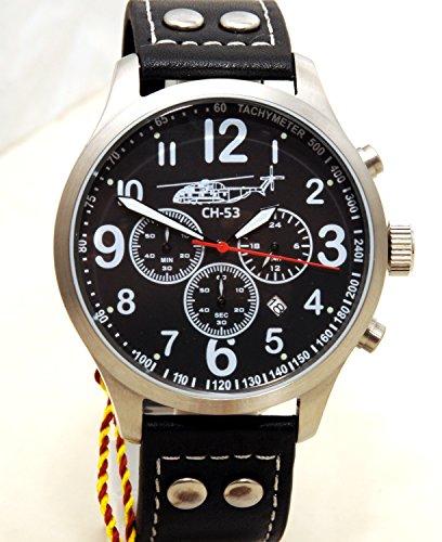 'Sikorsky' Aviator Chrono Armbanduhr - Sonderedition - limitierte Auflage