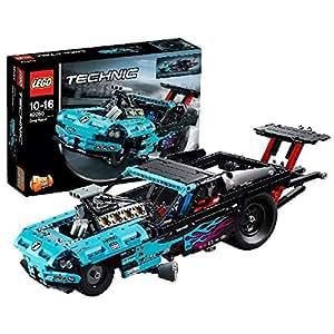lego 42050 technic drag racer car toy toys. Black Bedroom Furniture Sets. Home Design Ideas