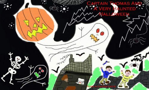 Captain Thomas And A Very Haunted Halloween (English Edition)