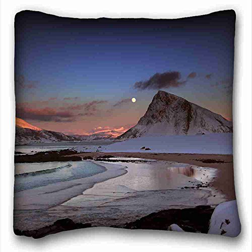 generic-personalized-nature-mountains-evenings-moon-images-snow-stones-ocean-rectangle-pillowcase-16