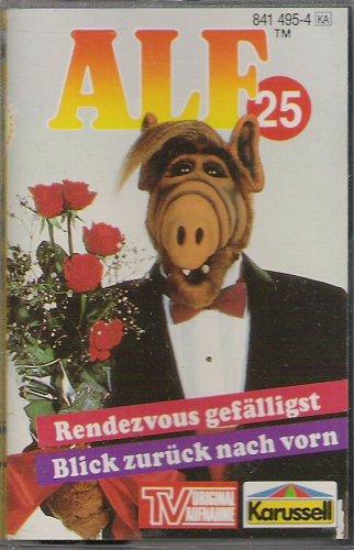 ALF (25) Rendezvous gefälligst/Blick zurück nach vorn