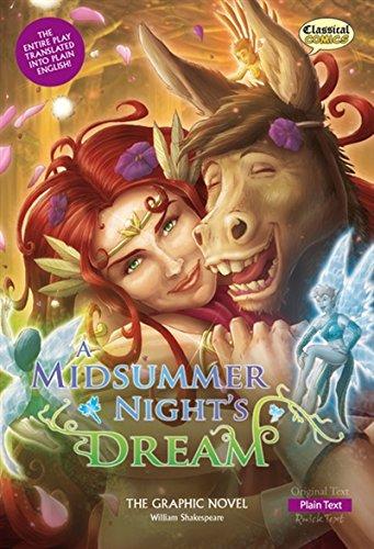 A Midsummer Night's Dream the Graphic Novel (Classical Comics) por William Shakespeare